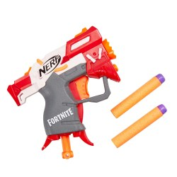 Hasbro Nerf E6745 Бластер Fortnite MicroShots TS