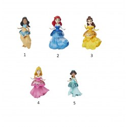 Hasbro Disney Princess E3049 Papusa Disney Princess figurină 9 cm care se poate îmbrăca