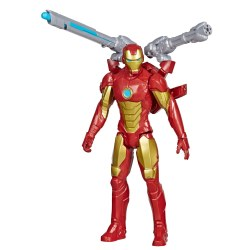 Hasbro Marvel E7380 Titan Hero Figurina Iron Man Innovation cu accesori