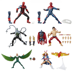 Hasbro Legends E7457 Figură de colecție Spider-Man Legends