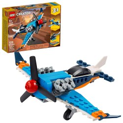 LEGO Creator 31099 Avion cu elice 3 in 1