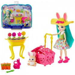 Mattel Enchantimals GJX32 Set de joca ,,Distractie impreuna