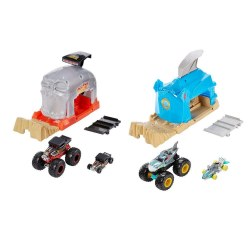 Mattel Hot Wheels Monster Trucks GKY01 Игровой набор
