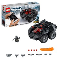 LEGO DC Comics 76112- App-Controlled Batmobile