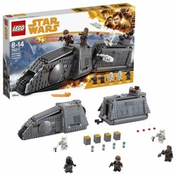 LEGO Star Wars 75217- Imperial Conveyex Transport