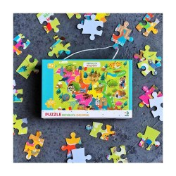 Dodo Toys Puzzle DP300186 - Пазл