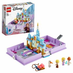 LEGO Disney Princess 43175 - Книга приключений Анны и Эльзы