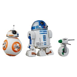 Hasbro Star Wars E3118 - Set 3 Figurine Droids