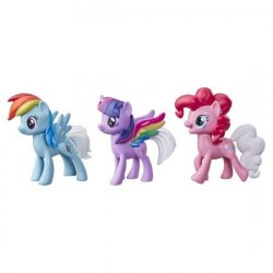 Hasbro My Little Pony E7703 - Set 3 figurine My Little Pony