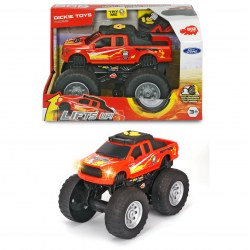 Simba-dickie 3764018 Monster Truck Ford Raptor Roșu