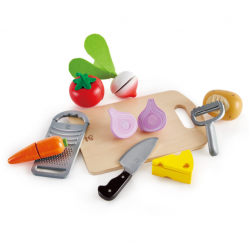 HAPE E3154B - Set culinar de jocuri - Cooking essentials