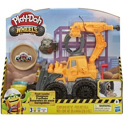 HASBRO Play Doh E9226 -  Игровой набор Wheels Front Loader Toy Truck