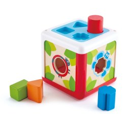 HAPE E0507A  Сортер Shape Sorting Box