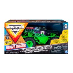 Spin Master Monster Jam 6044955 Машина Grave Digger