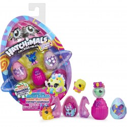 Spin Master Hatchimals 6056399 Multipack Mini Pixie