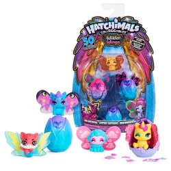 Spin Master Hatchimals 6059012 Фигурки Wilder Wings