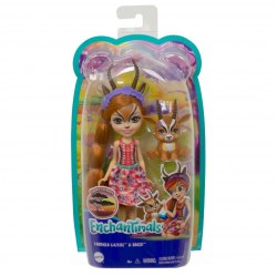Mattel Enchantimals GTM26 Габриэла Газелли и Рейсер