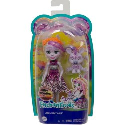 Mattel Enchantimals GTM27 Зейди Зебра и Реф