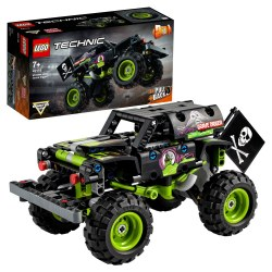 Lego Technic 42118 Конструктор Monster Jam Grave Digger