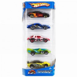 Mattel Hot Wheels 1806 Набор 5 машинок - Hot Wheels