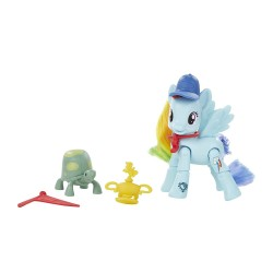 Hasbro My Little Pony B3602 Set figurine Equestria Action