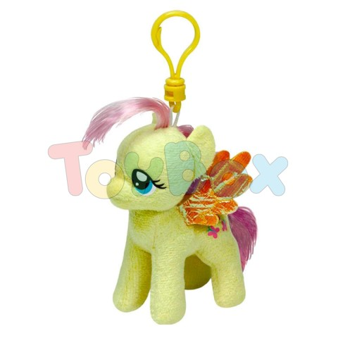 Ty TY41102 МЯГКАЯ ИГРУШКА-БРЕЛОК My Little Pony Fluttershy