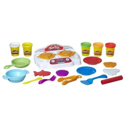 Hasbro Play-Doh B9014 Kitchen Creations Set Plastilina Plita De Gatit