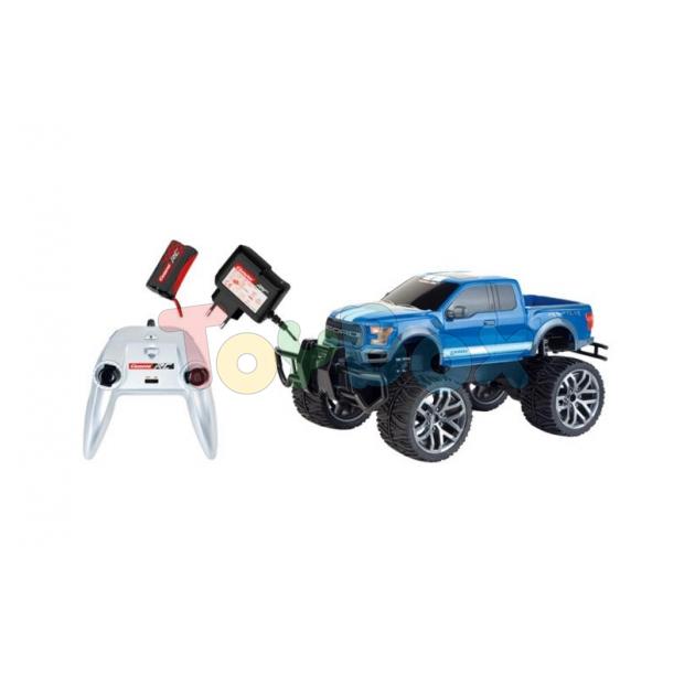 carrera 370142026 masina cu telecomanda ford f 150 raptor. Black Bedroom Furniture Sets. Home Design Ideas