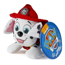 Paw Patrol 6026177 Jucarie de Plus Mini Patrula Catelusilor, 10 cm