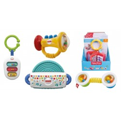 Mattel Fisher-Price FFL29 Zornaitoare muzicale