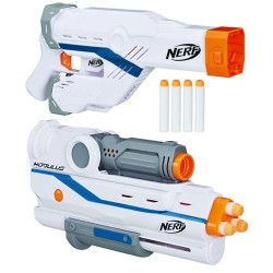 Hasbro Nerf E0029 Бластер Modulus Firepower Upgrades Wave