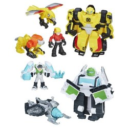 Hasbro Transformers C0212 Set de joaca Playskool Heroes Transformers rescue bots
