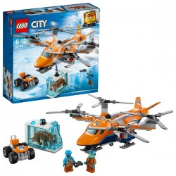 Lego City 60193 Transport aerian arctic