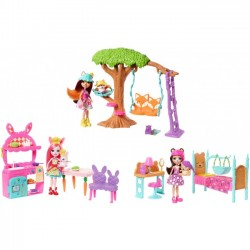 Mattel Enchantimals FRH44 Set de joc