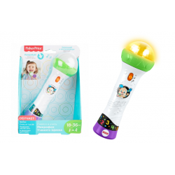 Mattel Fisher-Price FTF66 Microfon Educativ (Ru)