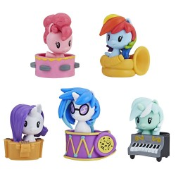 Hasbro My Little Pony E0193 Set de joc Cutie Mark Crew