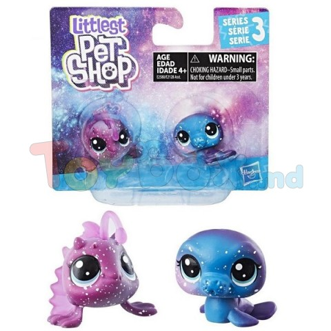 Hasbro Littlest Pet Shop E2128 Литлс Пет Шоп 2 космических пета