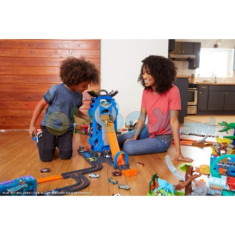 Mattel Hot Wheels FTB68 Хот Вилс Сити МегаГараж