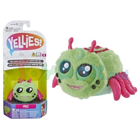 Hasbro Yellies E5064 Паучок Yellies