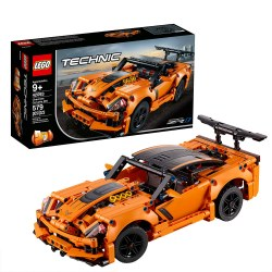 Lego Technic 42093 Chevrolet Corvette ZR1 Суперавтомобиль 2 в 1