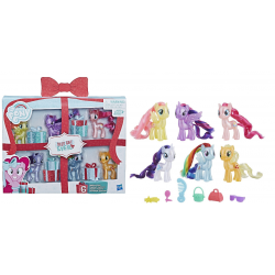 Hasbro My Little Pony E4032  Cadoul Ideal Set 6 Ponei