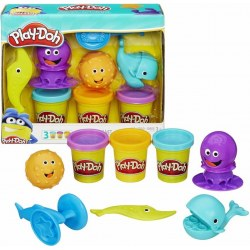 Hasbro Play-Doh B1378 Set Play-Doh Ocean Tools