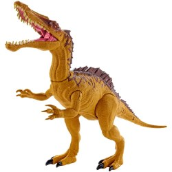 Mattel Jurassic World GDL05 Фигурка  динозавра Мега двойная атака