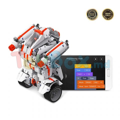 Xiaomi LKU4025GL Конструктор электромеханический Mi Bunny Robot Builder Global
