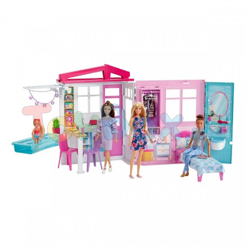 Mattel Barbie FXG55 Набор Barbie