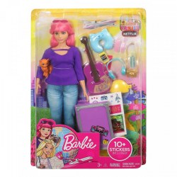 Mattel Barbie FWV26 Papusa Barbie