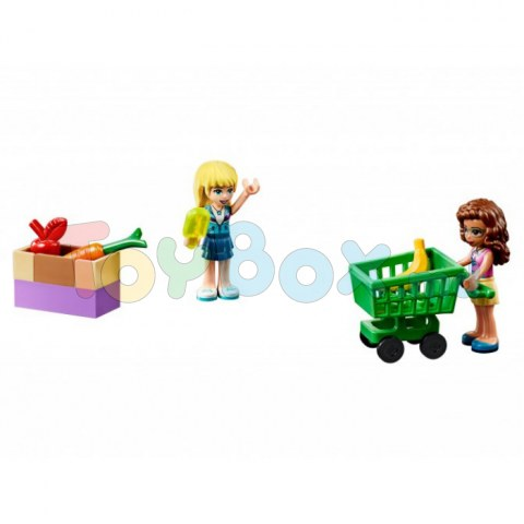 Lego Friends 41362 - Супермаркет Хартлейк Сити
