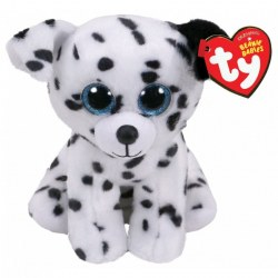 TY TY42303  Beanie Boos Мягкая игрушка Собачка далматинец, 15 см