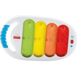 Mattel Fisher Price BLT38 Xilofon Muzical colorat