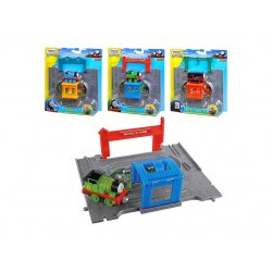 Mattel Y8759 Thomas & Friends Thomas & Friends Set Portabil Cu Locomotiva Thomas